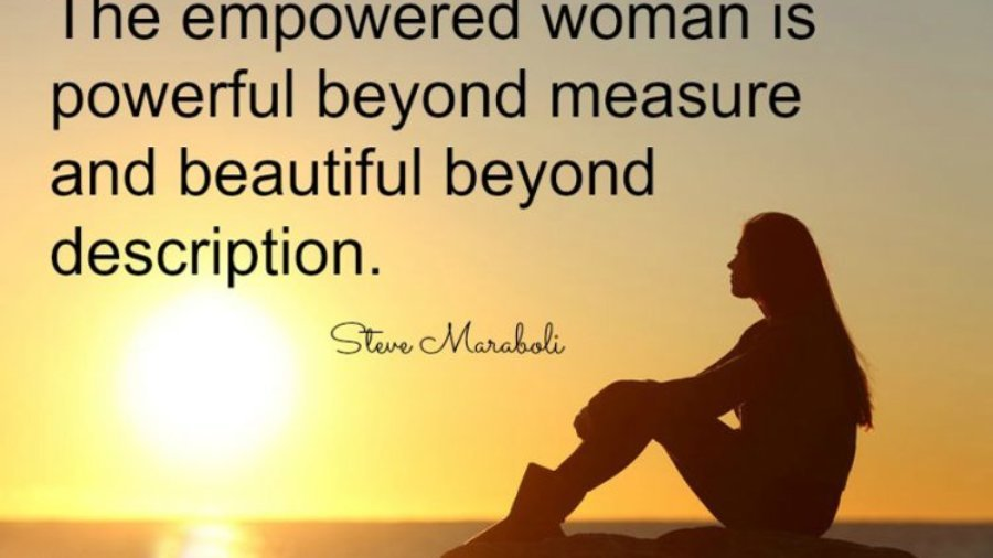 the empowered women